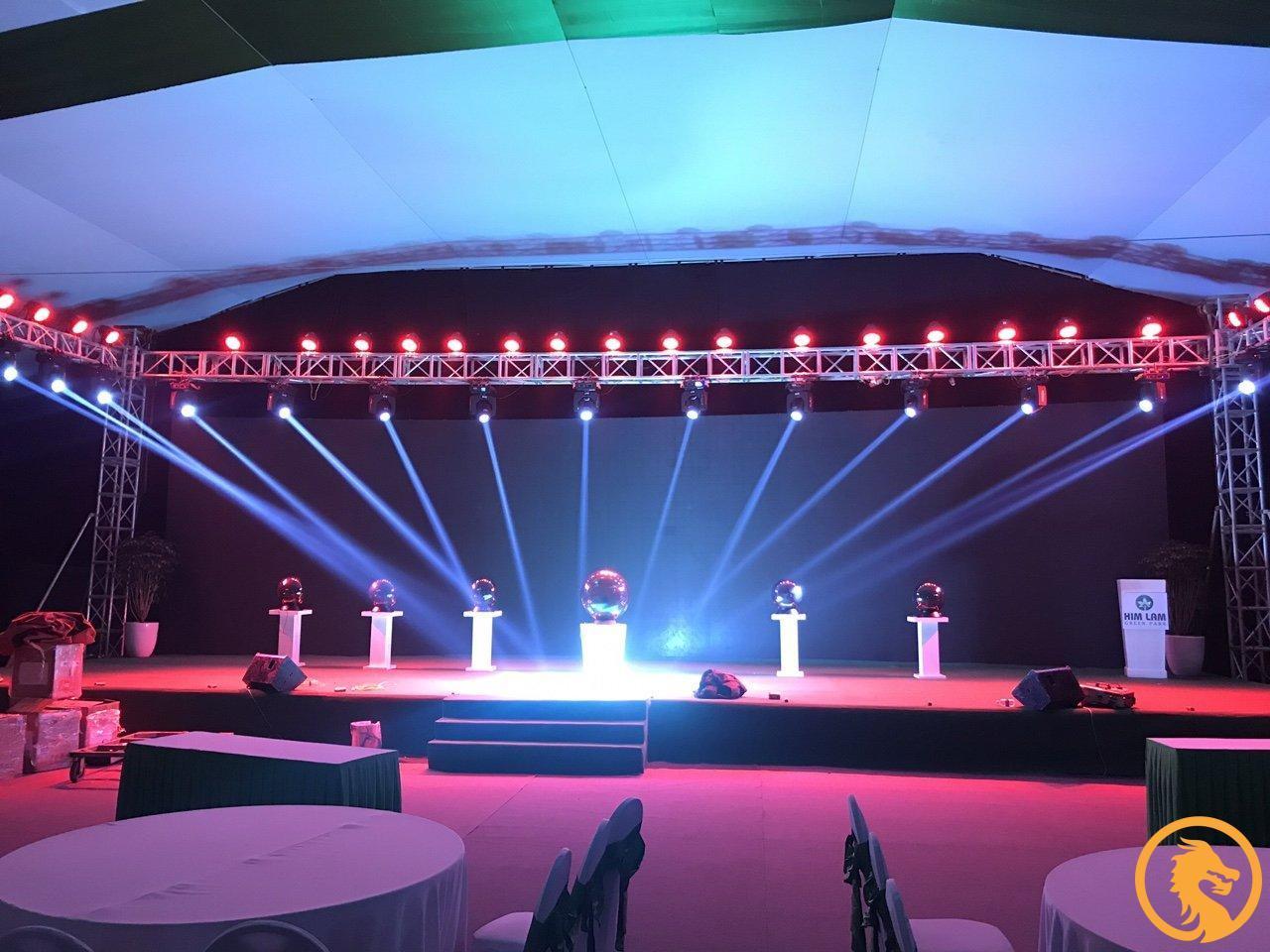 Dịch vụ cho thuê âm thanh ánh sáng tại TP Vinh, Nghệ An