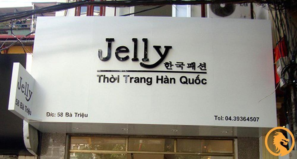 Đơn vị làm biển quảng cáo chữ nổi tại Nghệ An uy tín - Rồng Vàng
