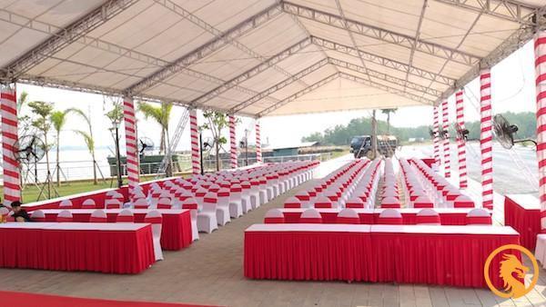 Dịch vụ cho thuê nhà bạt sự kiện tại TP Vinh, Nghệ An
