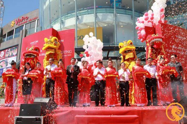 Dịch vụ tổ chức lễ khai trương trọn gói tại TP Vinh, Nghệ An