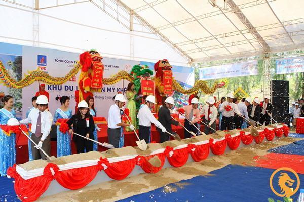 Dịch vụ tổ chức lễ khởi công, động thổ chuyên nghiệp tại TP Vinh, Nghệ An