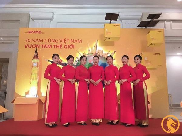 Dịch vụ cho thuê lễ tân PG phục vụ sự kiện chuyên nghiệp tại TP Vinh, Nghệ An