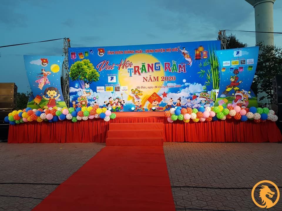 Dịch vụ cho thuê sân khấu chuyên nghiệp tại TP Vinh, Nghệ An